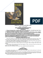 Urbain Laplace - São Cipriano, O Legítimo Capa Preta (Rezas, Orações E Esconjuros Extraídos De Seu Manuscrito Original)