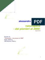 Naturopatia Dai Pionieri Al 2000