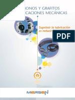 Carbonos y Grafitos Para Applicaciones Mecanicas Mersen
