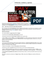 Redeseo.com- DAILY MAIL BLASTER Review Analisis y Opinion