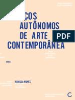 Espacos Autonomos de Arte Contemporânea