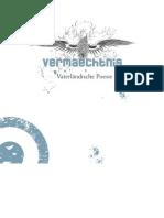 2007 Vermaechntis II Vaterländische Poesie - Das Buch