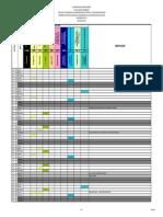 Calendario Automatización 2014 - segundo año