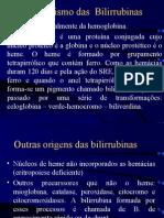 3oANO.semiO 18. Metabolismo Das Bilirrubinas 03.09.2007