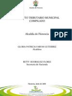 Estatuto Tributario Municipal Compilado Junio 2009 Pfd