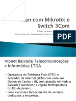 VLAN With Mikrotik