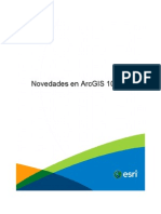 Whats New in Arcgis 10.2