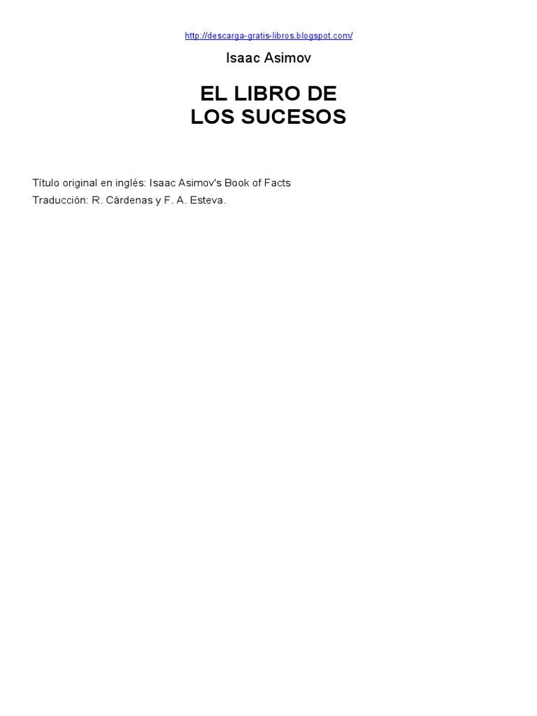 El Libro de Los Sucesos bb2baec212c4