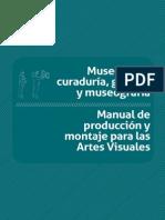 Museología, Curaduría y gestión museográfica
