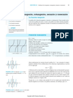 4.5 Graficas de La Tangente Cotangente Secante y Cosecante