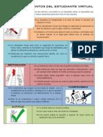 Loa 5 Mandamientos Del Estudiante Virtual.mh.