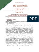 BIBLIA COMENTADA Carta a LosRomanos-NacarColunga[1]