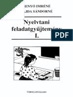 Benyő-Vajda - Nyelvtani feladatgyűjtemény I
