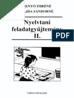 Benyő-Vajda - Nyelvtani feladatgyűjtemény II