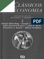 Classicos Da Economia - Friedman