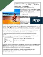 Prova 2 Serie 3certificacao 2013 1chamada GABARITO