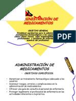 Administracion de Medicamentos Udi
