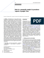 Perceived Social Isolation in a Community Sample_its Prevalence and Correlates With Aspects of Peoples Live