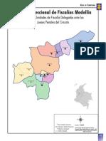 CAIVAS (Direcciones Medellín)
