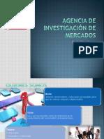 Agencia de investigación de mercados