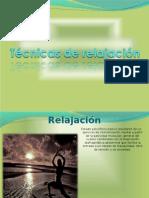 Técnicas de relajación3