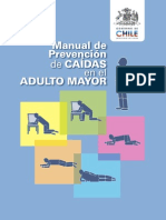 Manual de Prevencion de Caidas AM (MINSAL)