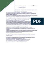 avaliação historia 4bimestre 2009