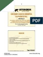 Geomecanica Minera Superficial-partei Intercade