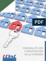 Manual de Uso y Mantencion de La Vivenda 2012
