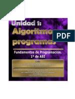 Fundamentos De Programación 2008-2009