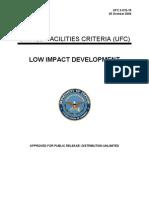 UFC 3-210-10 Low Impact Development (10!25!2004)
