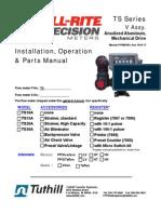 Mechanical Meter Manual