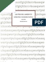 LAS VIAS DEL LABERINTO, LITERATURA Y ECONOMÍA POLÍTICA