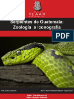 1 Serpientes Guatemala Mexico Belize Zoologia Iconografia Maya