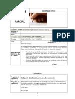 Examen Parcial Ing Materiales 2013 II