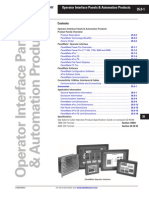 Eaton Cutler-Hammer- Operator Interface Products