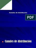 Canales de Produccion
