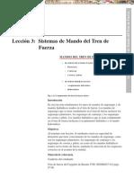 Manual Sistemas Mando Tren Fuerza Maquinaria Pesada