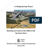 Modelling and Control of the SiMiCon UAV