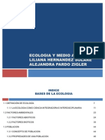 Ecologia y Medio Ambiente LIBRO