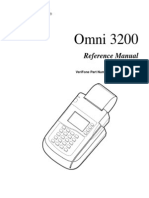 Omni 3200 Reference Manual