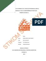 Rancang Bangun Pembuatan Aplikasi Informasi Jadwal SIdang Proposal Tugas Akhir Berbasis Web Pada Stikom Surabaya