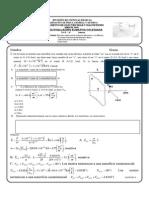 DEyM 2009-1 Soluciones