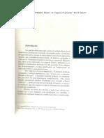 A Conquista Do Presente - Michel Mafesoli