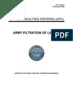 UFC 3-280-04 Army Filtration of Liquids (12!17!2003)