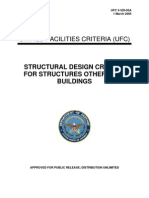 UFC 3-320-05A Structural Design Criteria for Structures Other Than Buildings (03!01!2005)