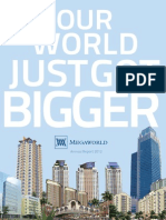 Megaworld Annual Report
