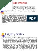 Religion y Bioetica