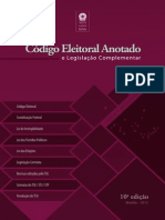 TSE Codigo Eleitoral 2012 Web