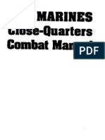 US Marines Close Quarters Combat Manual FMFM 07